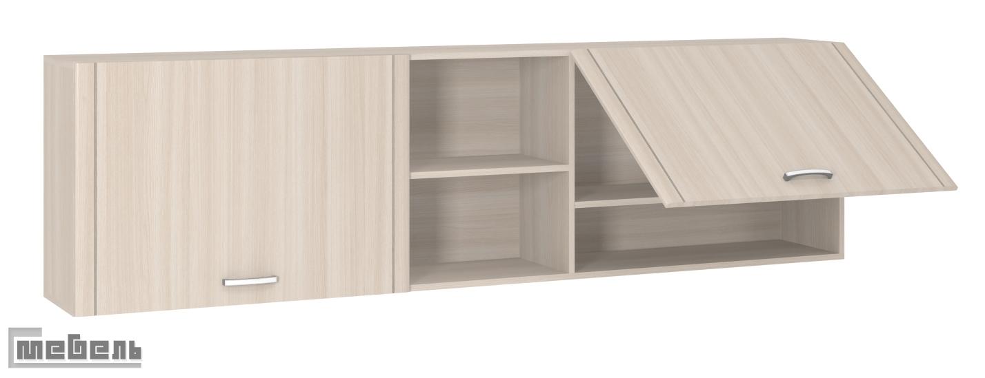 Шкаф настенный арт. 9.05 с-мебель.