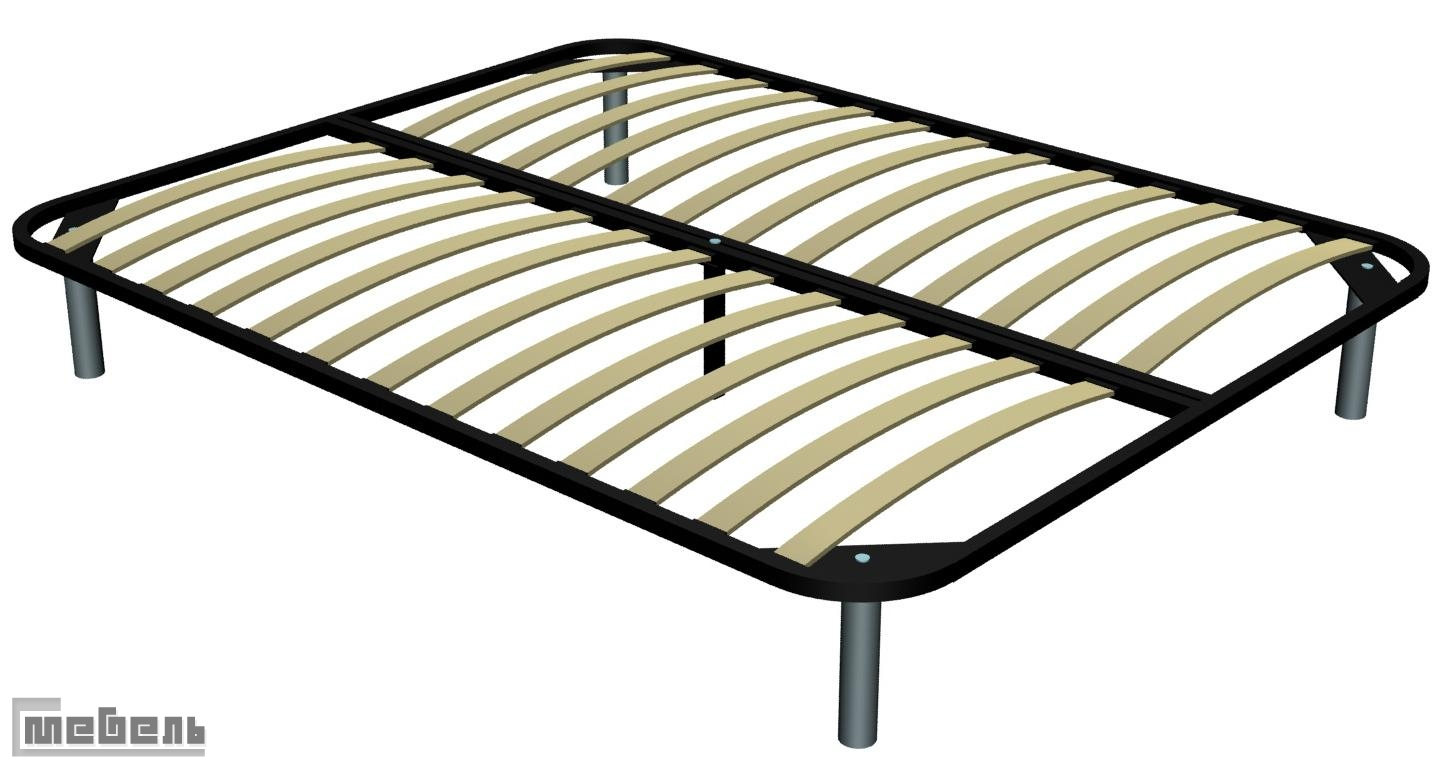 """Ортопедическое основание к кровати """"Соната"""" 1400 х 2000 мм."""
