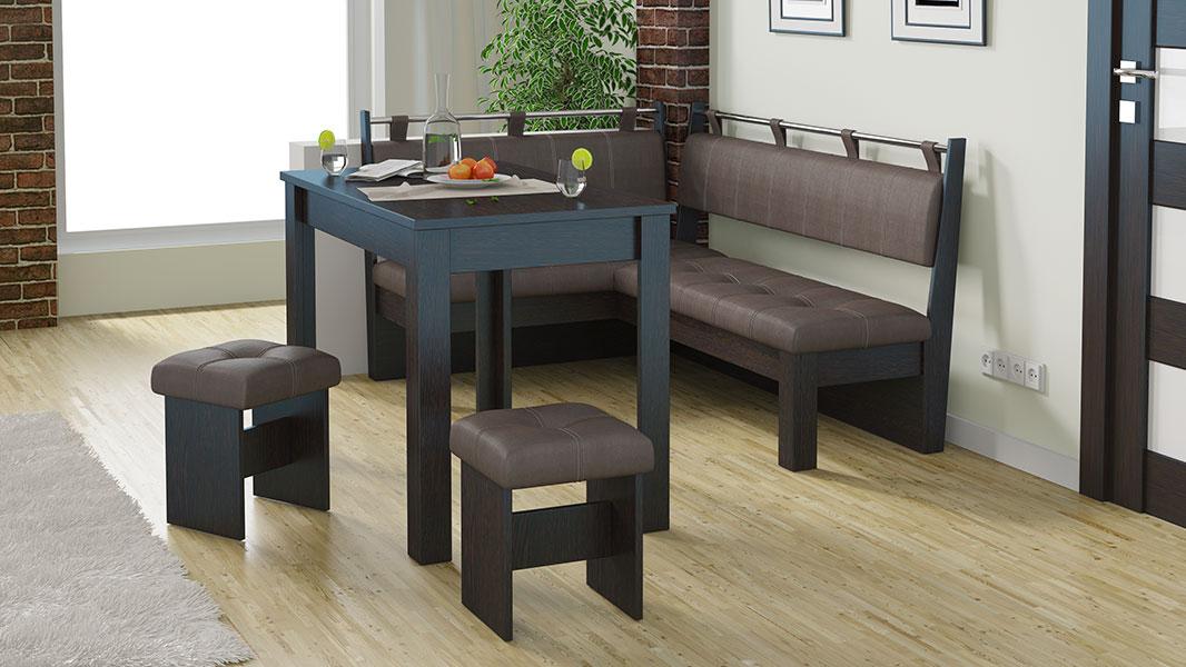 Мебельные уголки на кухню