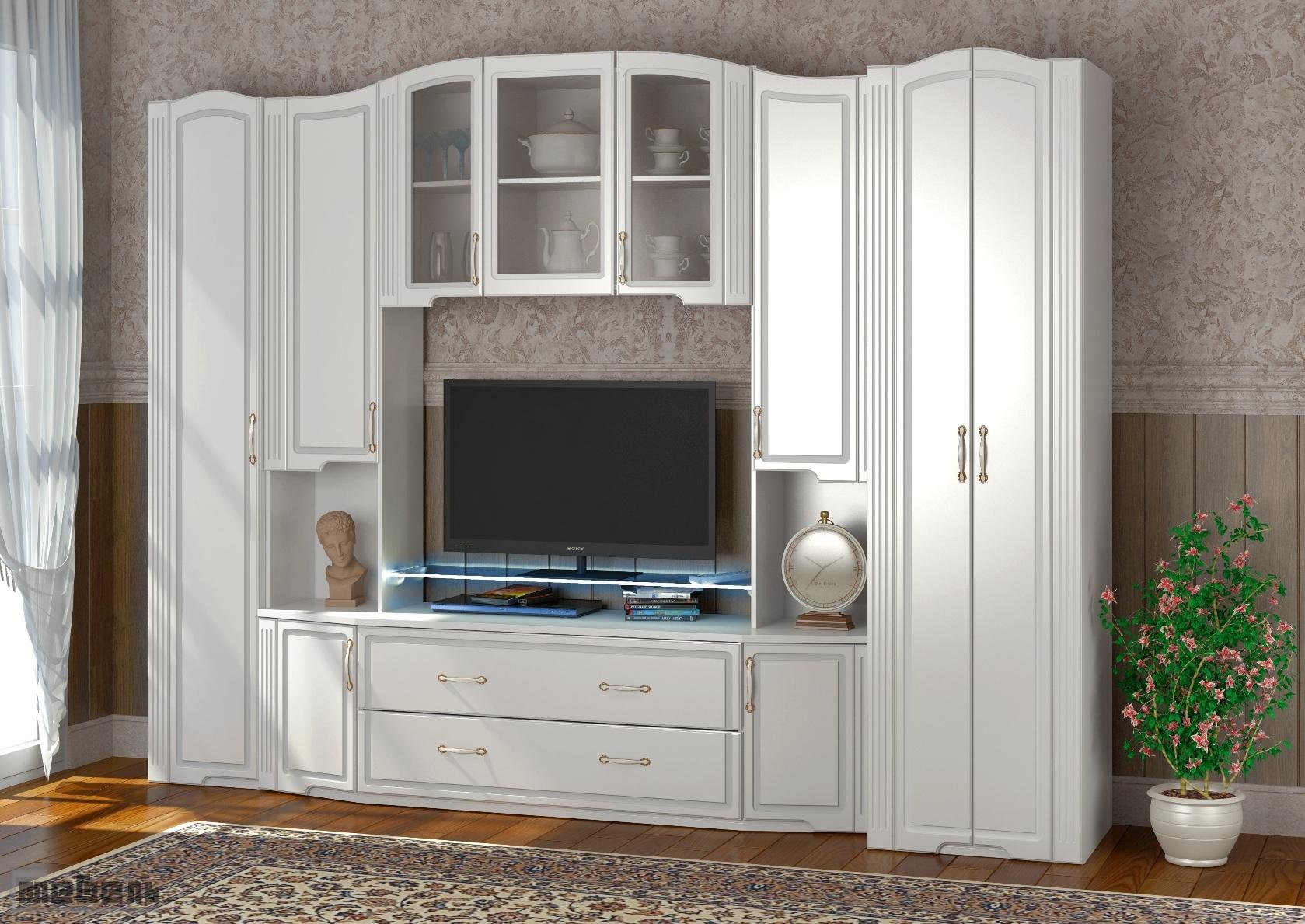 """Мебельная стенка виктория в интернет-портале """"алеана-мебель""""."""