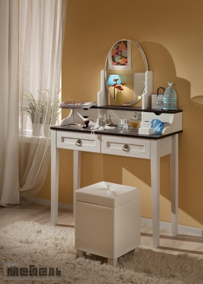 """Туалетный стол """"Бриз"""" с зеркалом"""