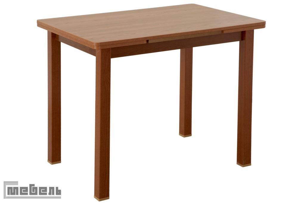 Стол обеденный раздвижной со скруглением  (640 х 930 мм.)