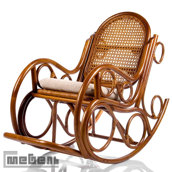 """Кресло-качалка """"Novo"""" (004.001)"""