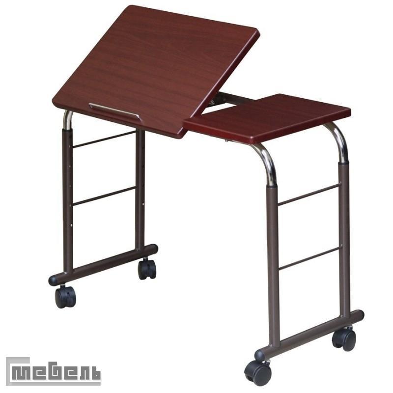 """Компьютерный стол для ноутбука """"46-777"""" (Махагон)"""