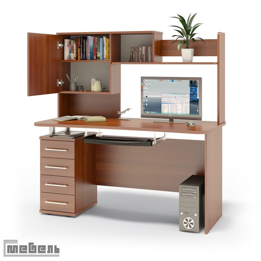 """Компьютерный стол """"КСТ-105.1 + КН-14"""""""