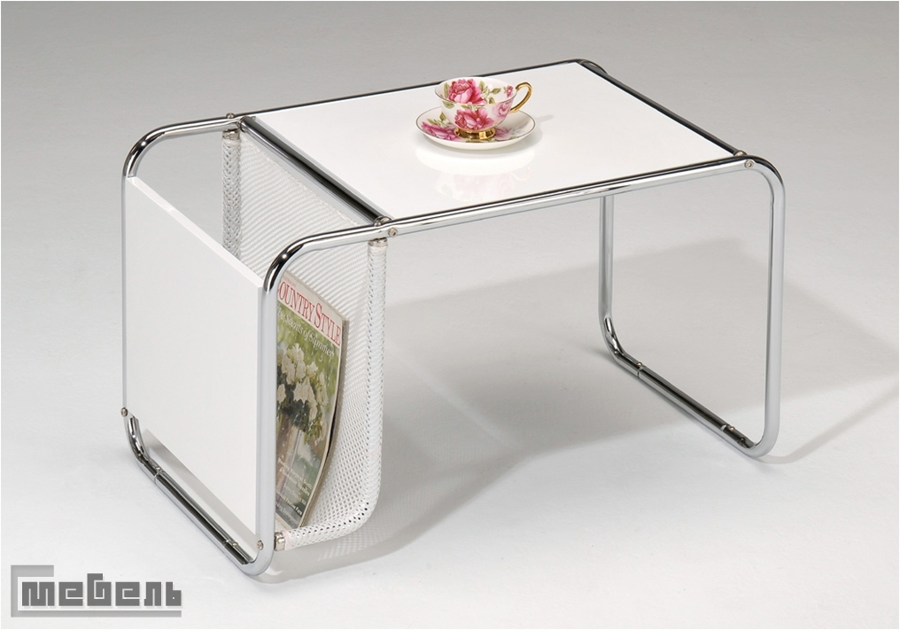"""Кофейный столик """"SR-0767-WT"""" (Белый)"""