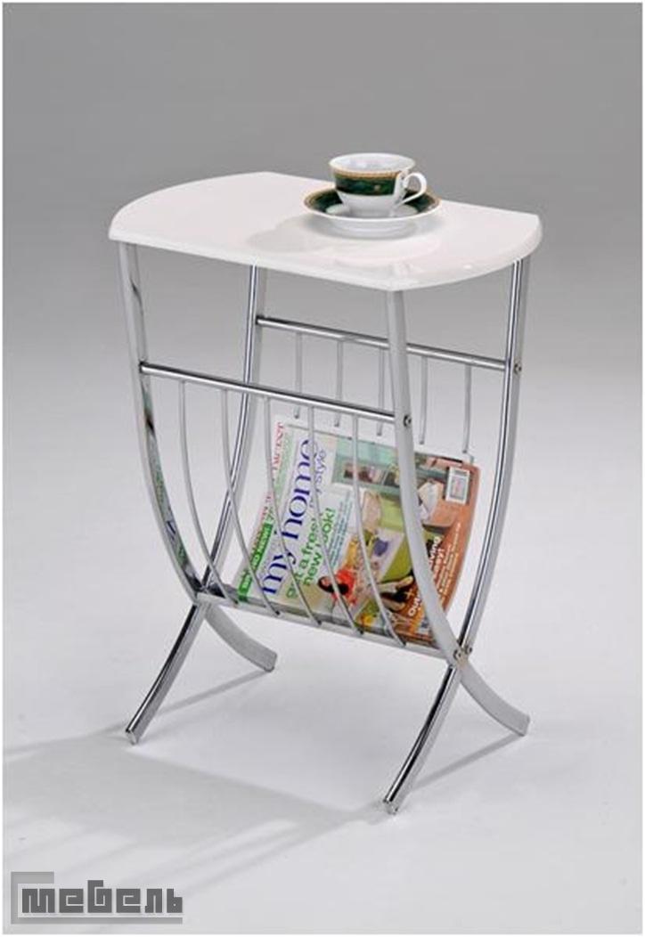 "Кофейный столик ""SR 0953"" (Белый)"