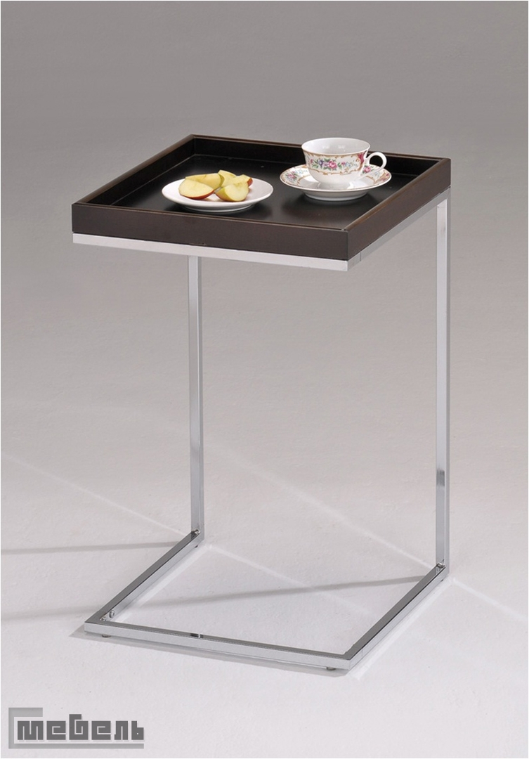 """Кофейный столик """"SR-0841"""" (Тёмный орех)"""