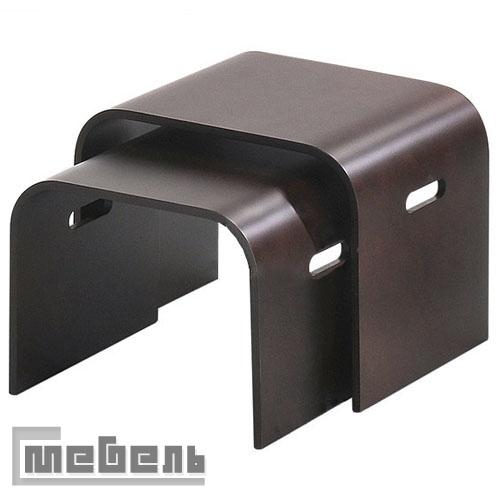 """Кофейный столик (набор) """"GC 2153S+M"""" (Венге)"""