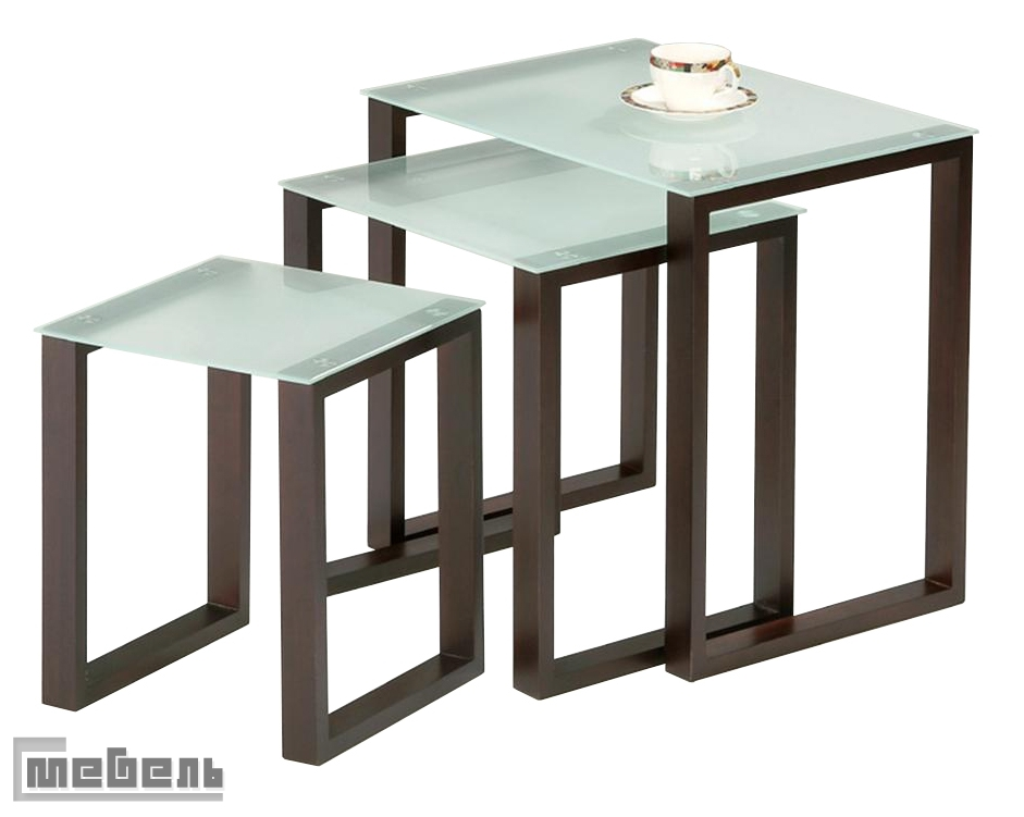 """Кофейный столик """"SR 0469"""" (Венге)"""