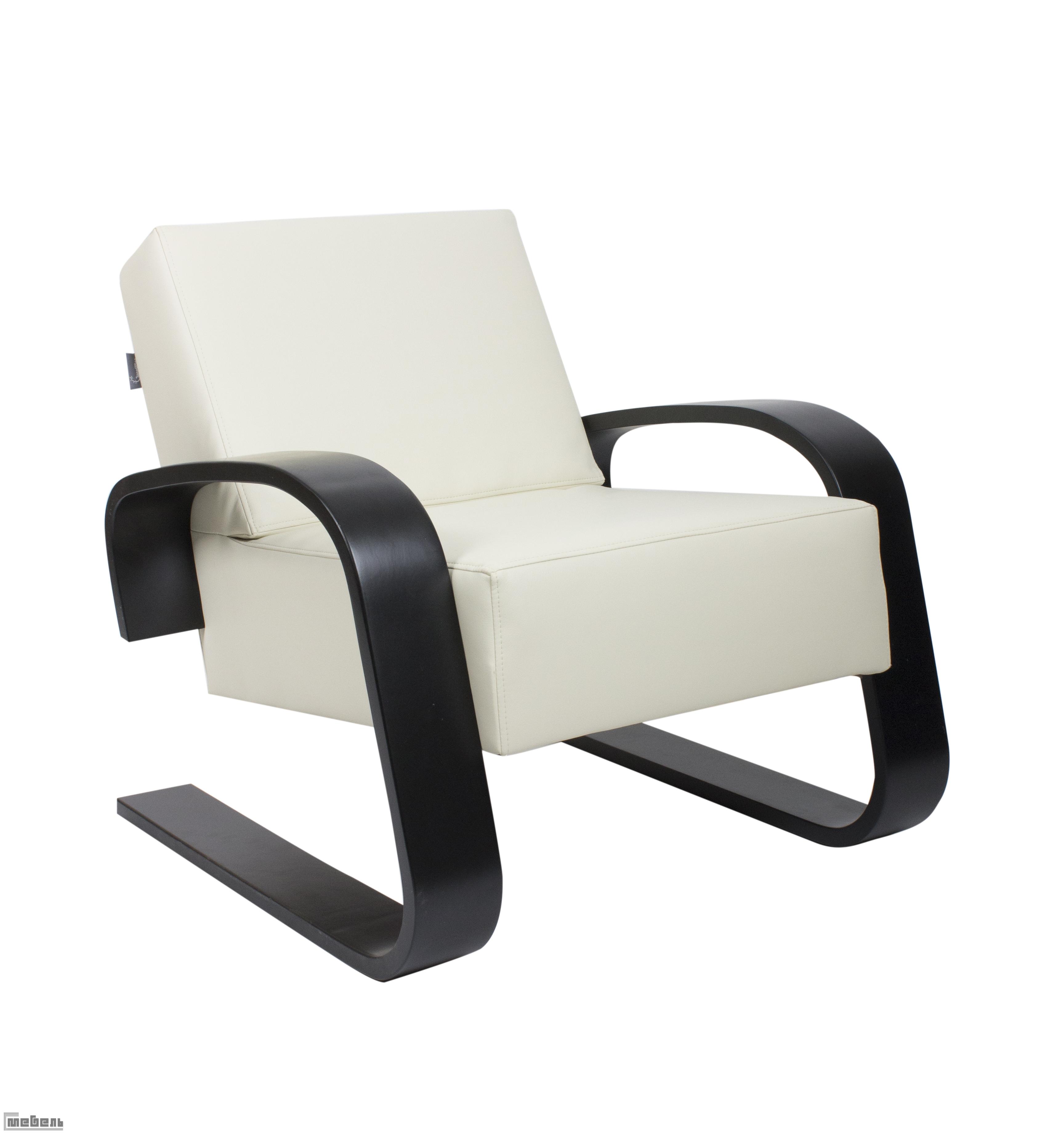 """Кресло для отдыха """"Рица"""" (Каркас: Бежевый, Венге, Вишня)"""