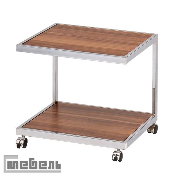 """Журнальный столик на колёсиках """"GC-1255"""""""
