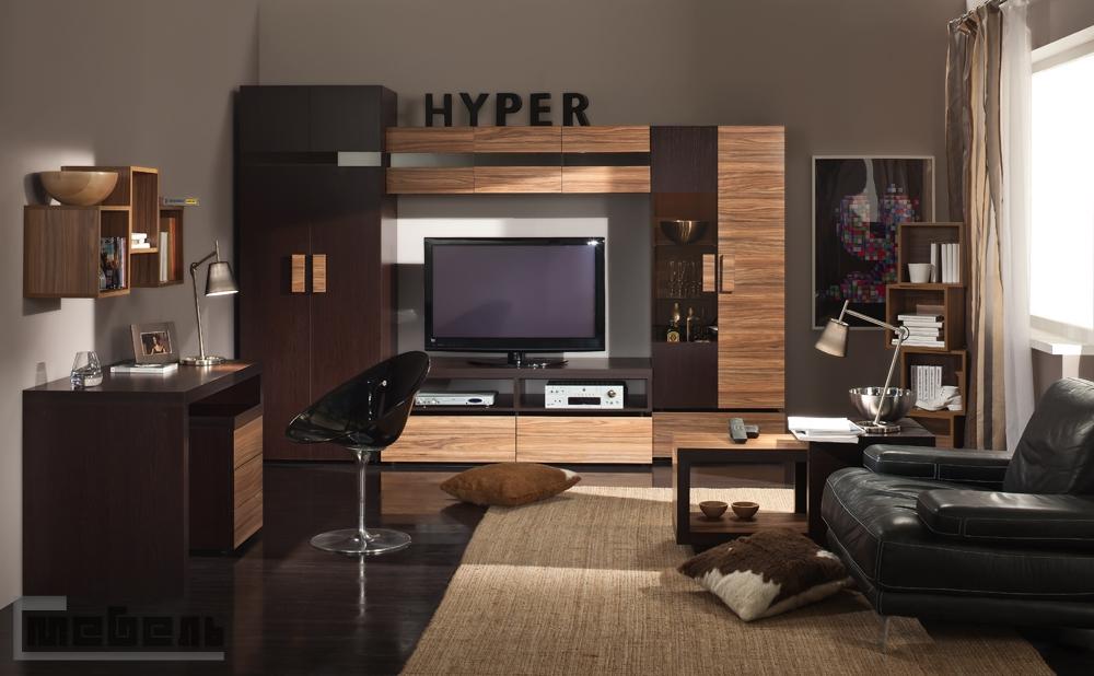 """Стенка """"Hyper"""" (модульная) - Комплектация № 1"""