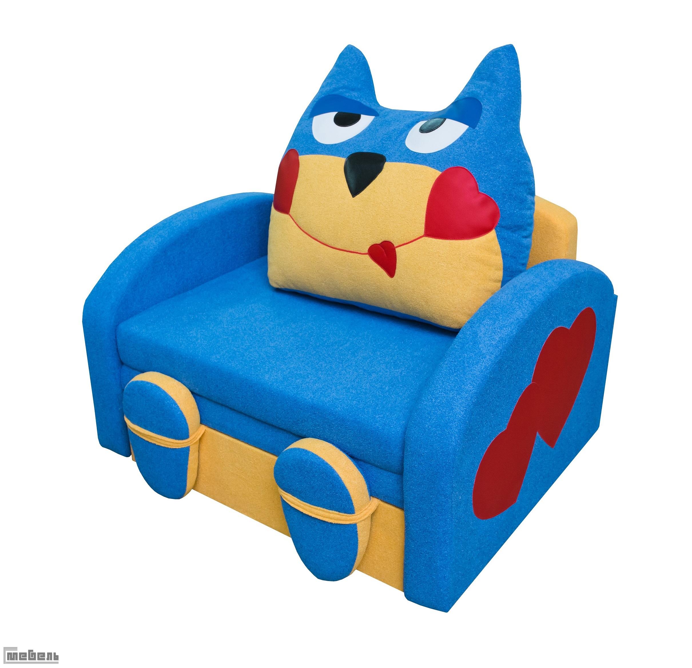 Кресло диван детский Моск обл