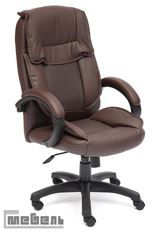 """Кресло для руководителя """"Ореон"""" (Oreon) искусственная кожа"""