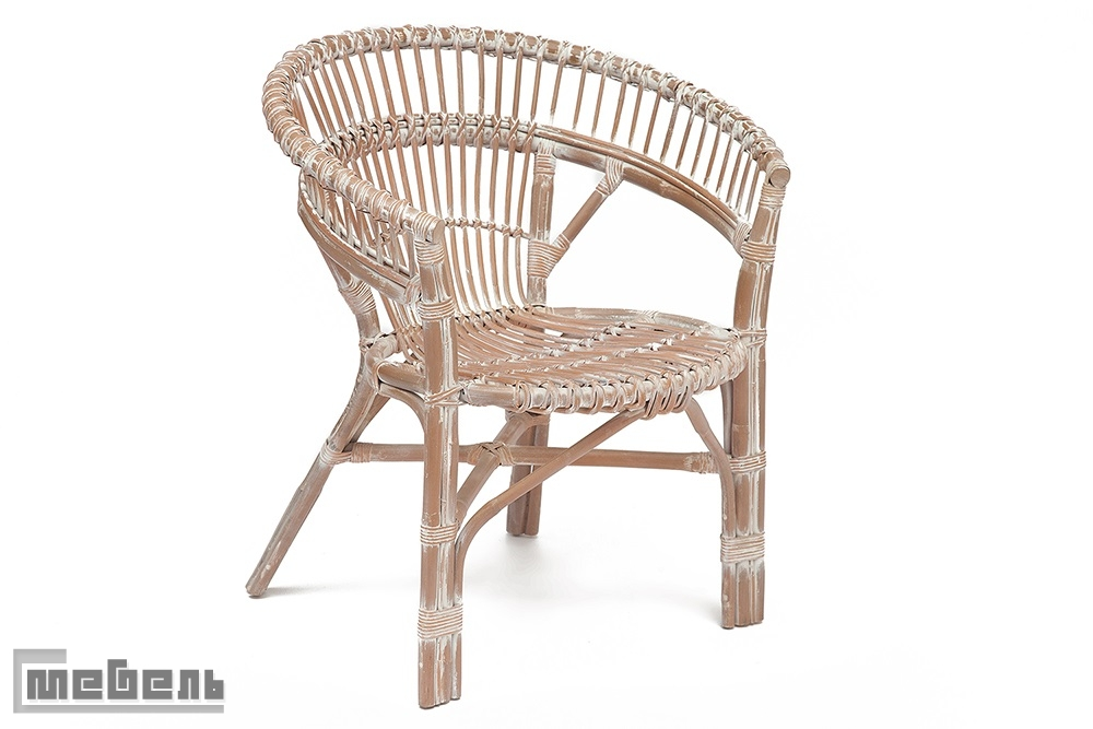 """Стул-кресло """"Кёльн"""" (Koln) без подушек"""