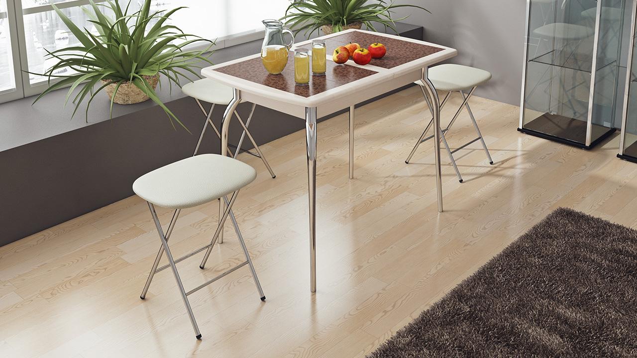 Стол с керамической столешницей