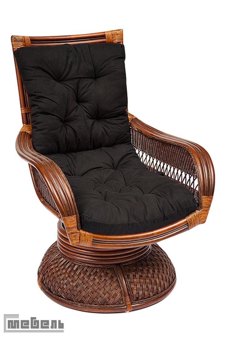 Кресло-качалка «Андреа релакс» (Andrea Relax) с подушкой