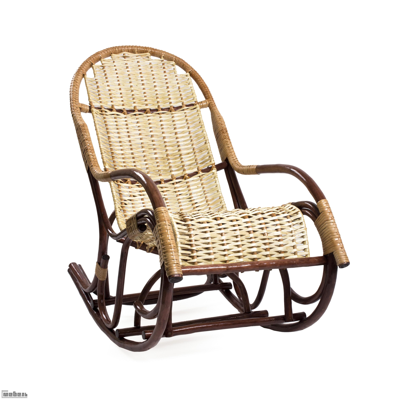 """Кресло-качалка плетеное """"Усмань"""" (019.001)"""