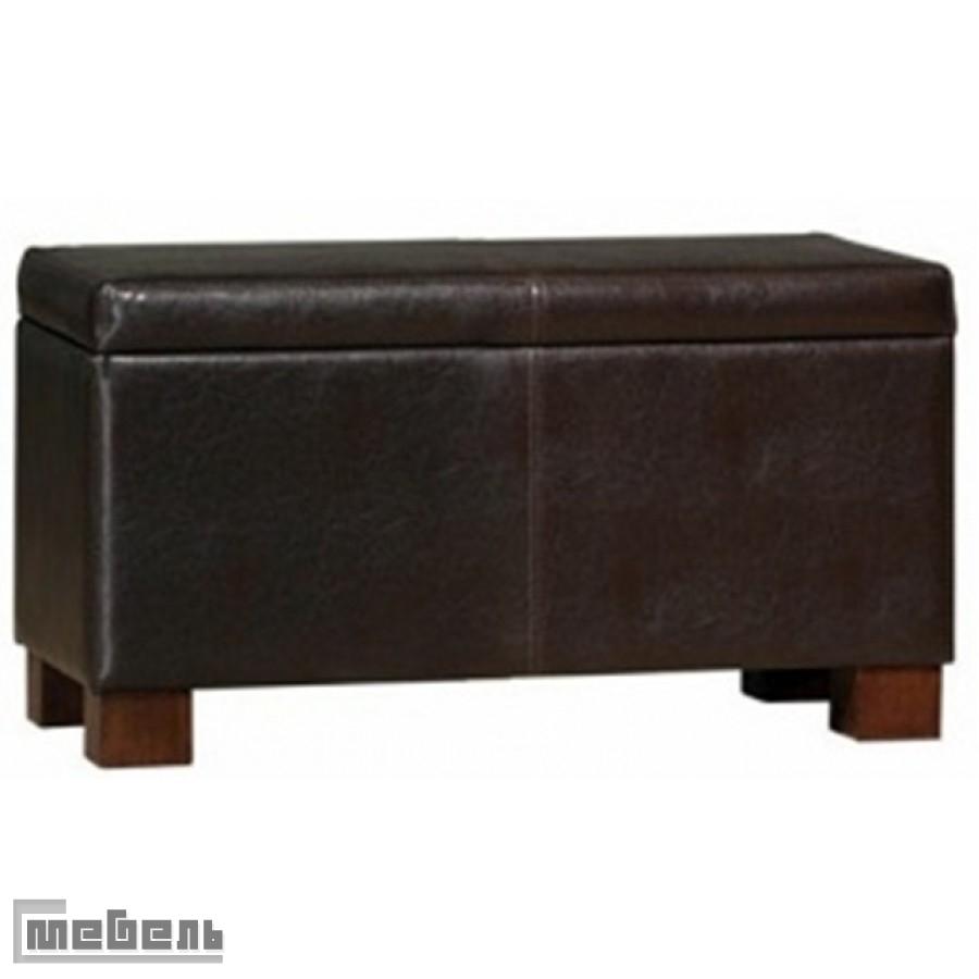 """Ящик для белья """"Richmond-80"""" (Ричмонд) Тёмно-коричневый"""
