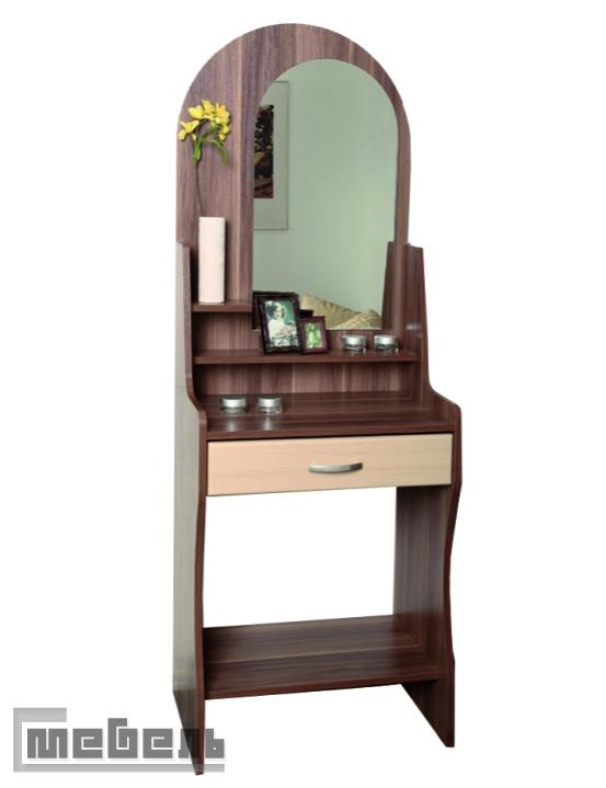 """Туалетный стол с зеркалом """"Надежда М-07"""""""
