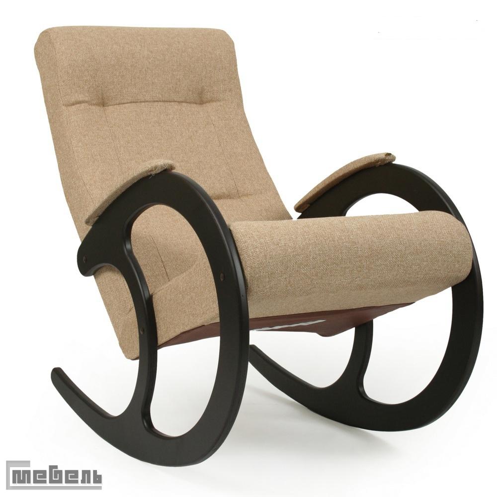 Кресло-качалка, модель 3 (013.003), ткань Мальта 03А