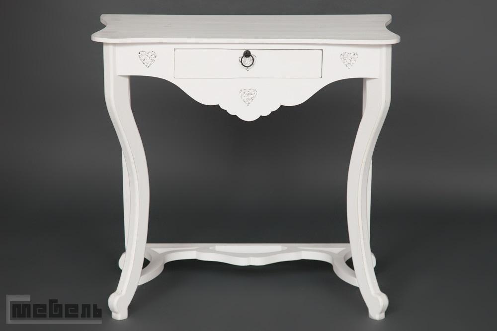 "Журнальный стол ""Boudoir"" (mod. 217-1122) цвет: Antique White"