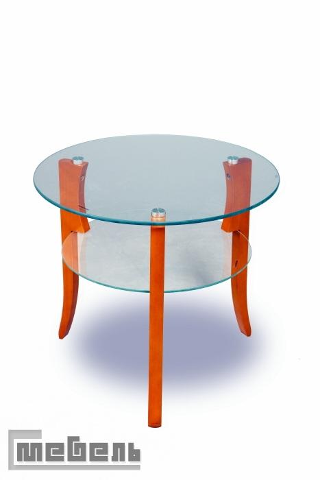 """Кофейный столик """"SR 0372"""" (Золотистый)"""