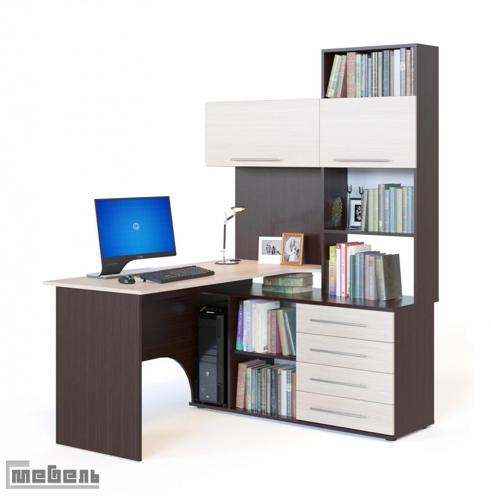 """Компьютерный стол """"КСТ-14 П"""" (правый)"""