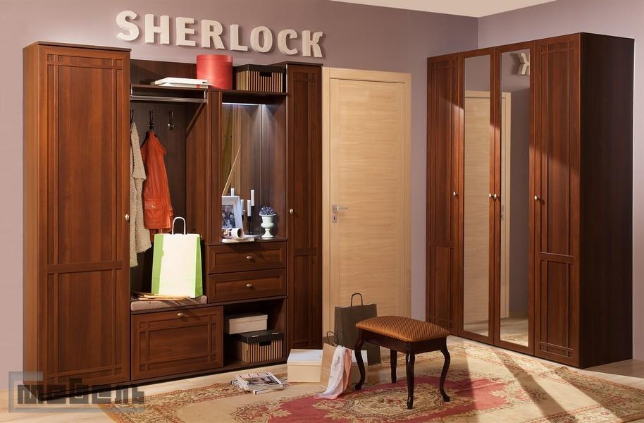 """Прихожая """"Sherlock"""" (Шерлок) модульная - Комплектация № 1"""