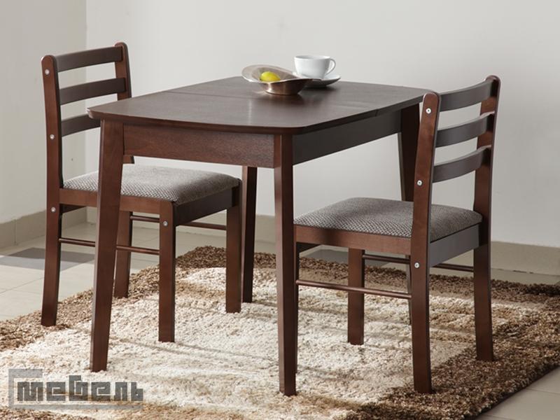 """Обеденная группа """"Боровичи 1"""" стол ламино раздвижной овальная крышка + 2 стула"""