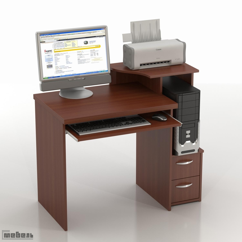 "Компьютерный стол ""Колибри-КС-10"""