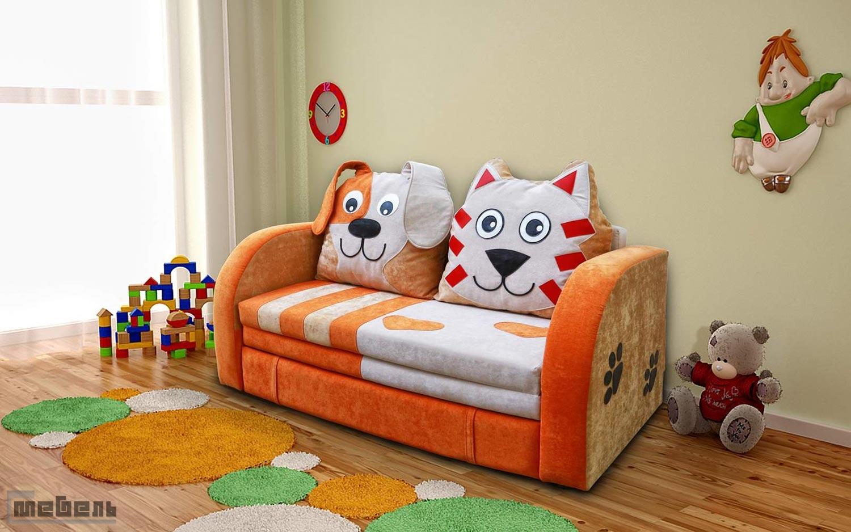 6a7572bf7606 Детский диванчик