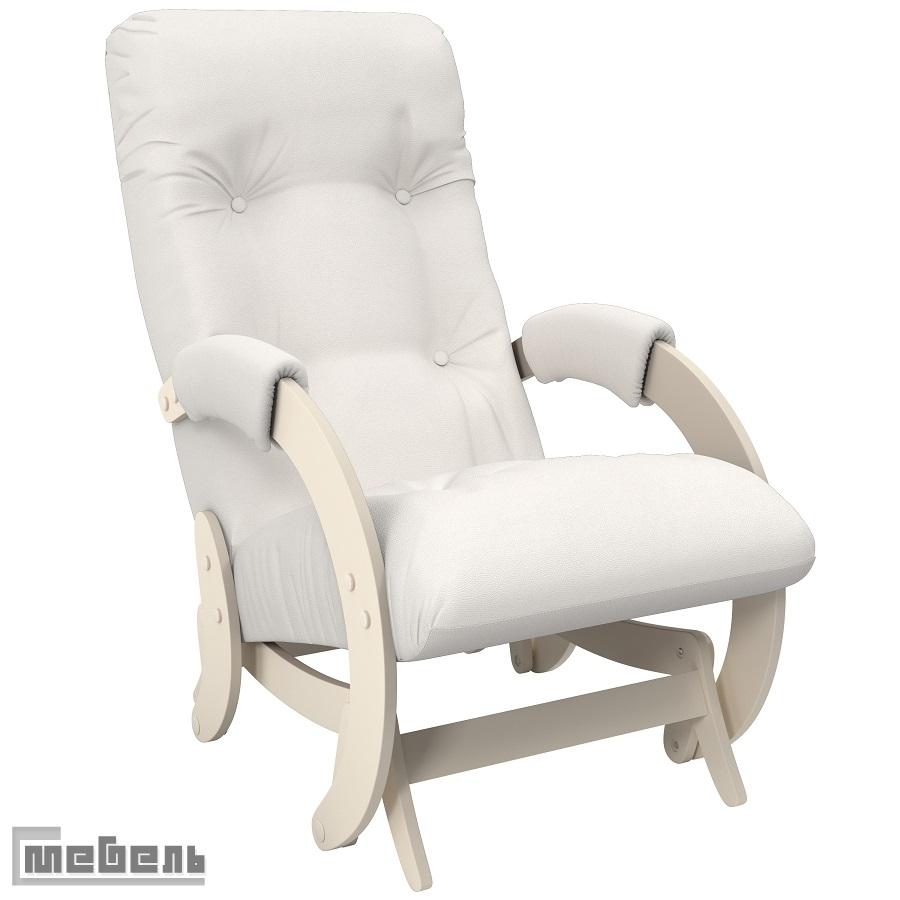 """Кресло-качалка глайдер модель 68 экокожа: """"Mango 002"""""""