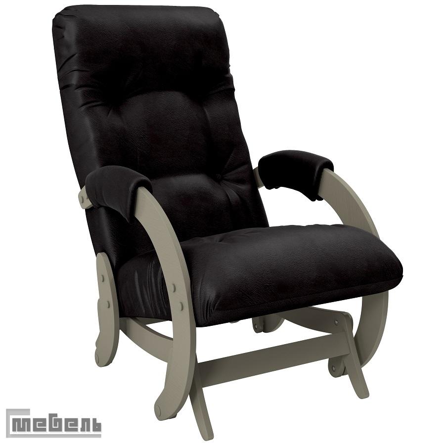 """Кресло-качалка глайдер модель 68 экокожа: """"Dundi 109"""""""