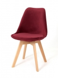 Стул PP-635-1 Milan Soft (B-2) Bordo